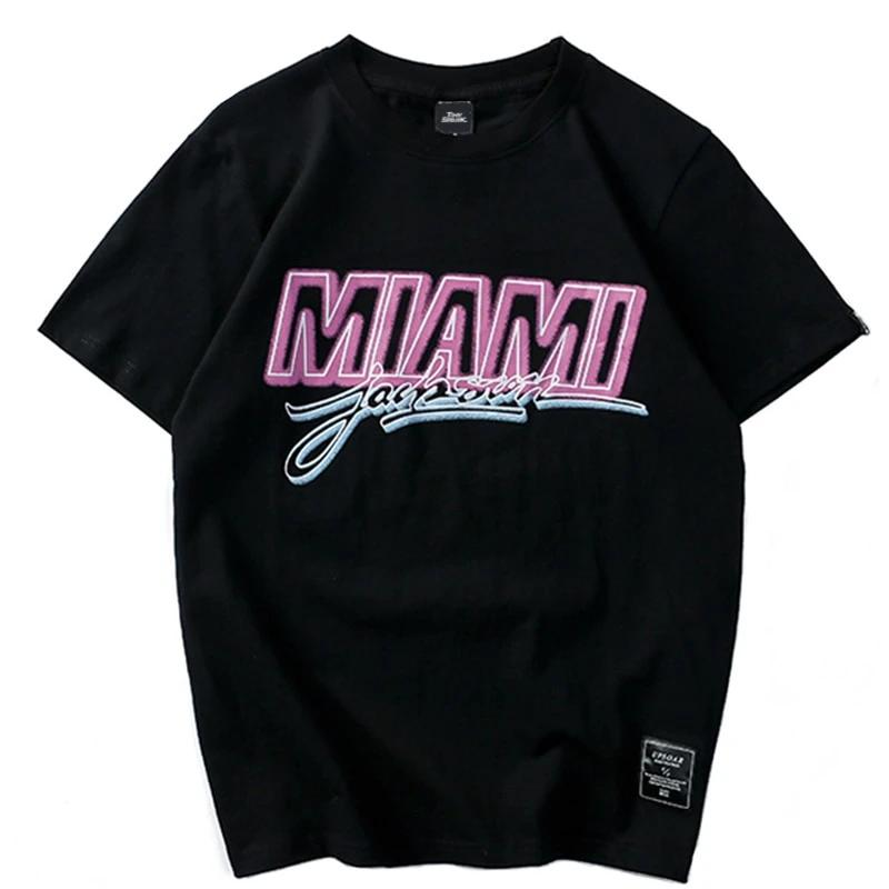 T-Shirt Miami Jackson - iONiQ SHOP