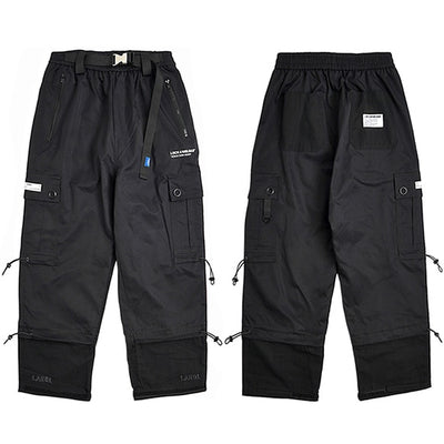 STREET WEAR CARGO PANT | JAPAN URBAN WEAR CITY - iONiQ SHOP