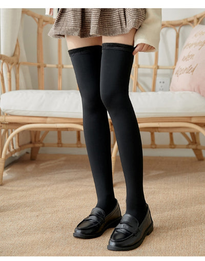 FLEECE PANTYHOSE - Collant Hivernal Chaud et Thermique | IONIQ SHOP - iONiQ SHOP