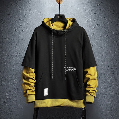 Street Wear Hoodie Graff | Japan Urban Wear YPA - iONiQ SHOP