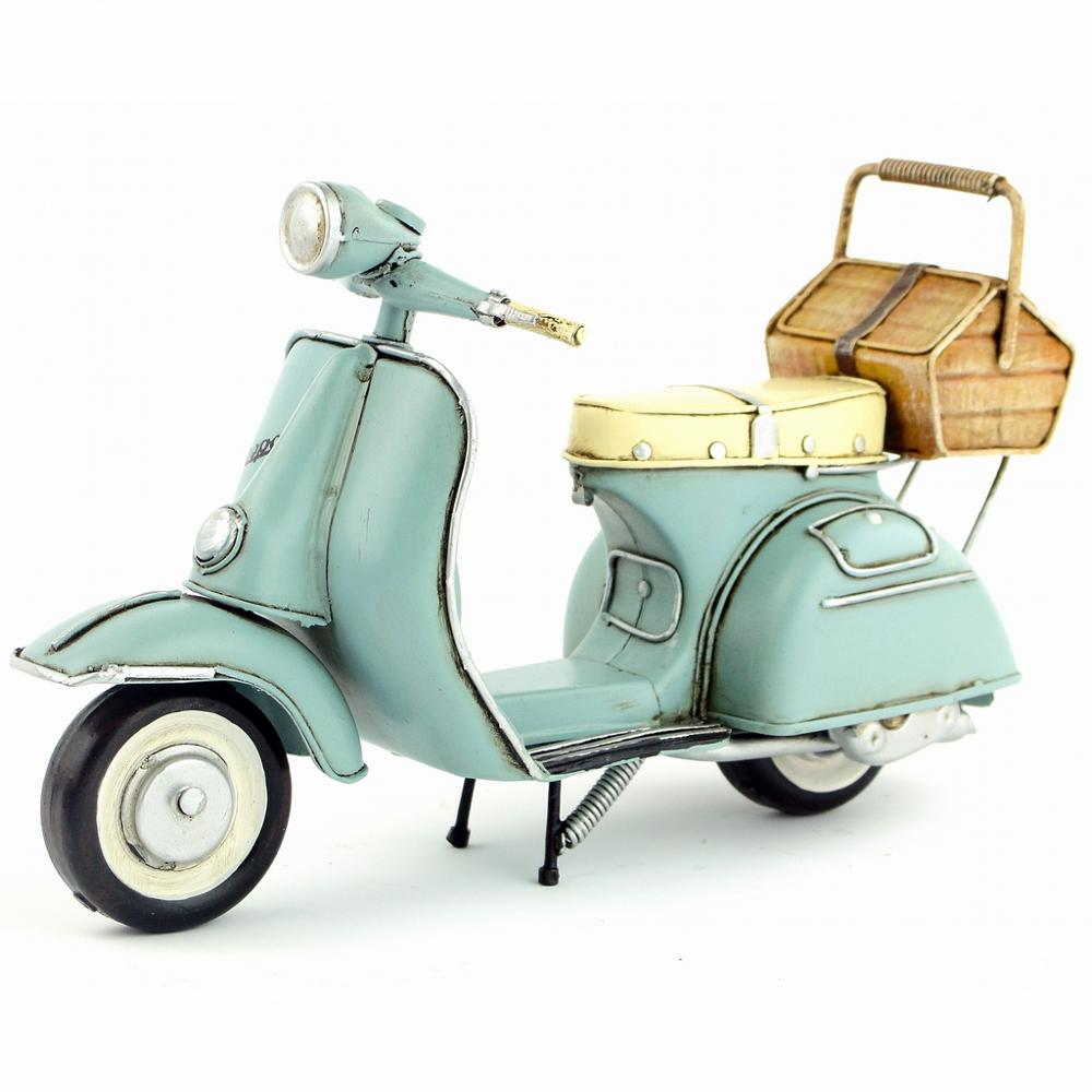 Vespa Retro - Decoration Vintage