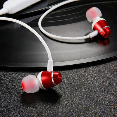 BLUETOOTH EARPHONE MAGNET - Écouteurs Bluetooth Magnetique | IONIQ SHOP - iONiQ SHOP