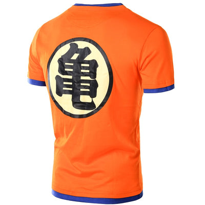 T-SHIRT DRAGON BALL Z ORANGE GOKU - iONiQ SHOP