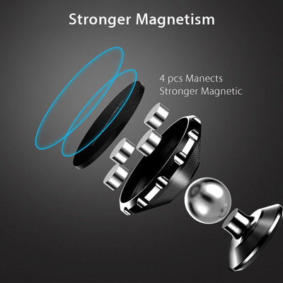 MAGNETIC DESK PHONE HOLDER - Support Smartphone Magnetique | IONIQ SHOP - iONiQ SHOP