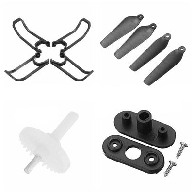 QUADCOPTER DRONE PARTS x4 - Pieces de rechange Drone Quadcopter x4 | IONIQ SHOP - iONiQ SHOP