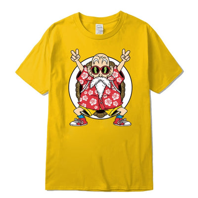 T-Shirt Dragon Ball Tortue Géniale - iONiQ SHOP