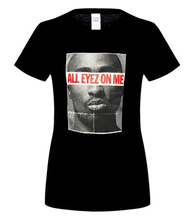 T-Shirt 2pac Amaru Shakur All Eyez On Me - iONiQ SHOP