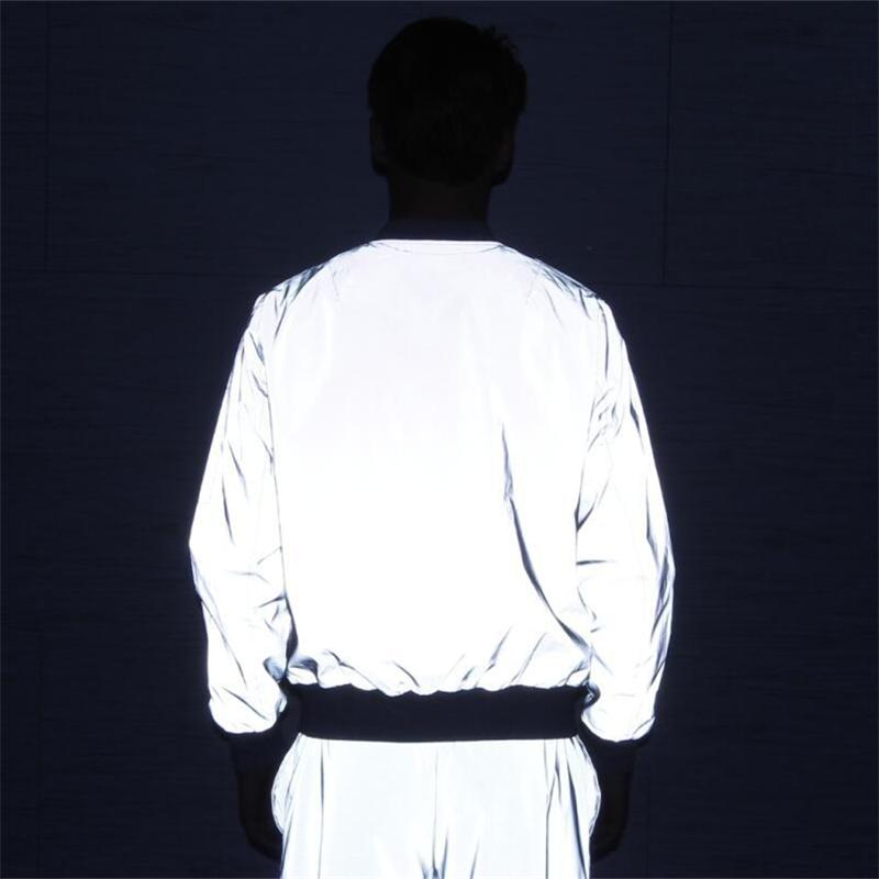 Street Wear Glowing Man - Ensemble Reflechissant | Japan Urban Wear
