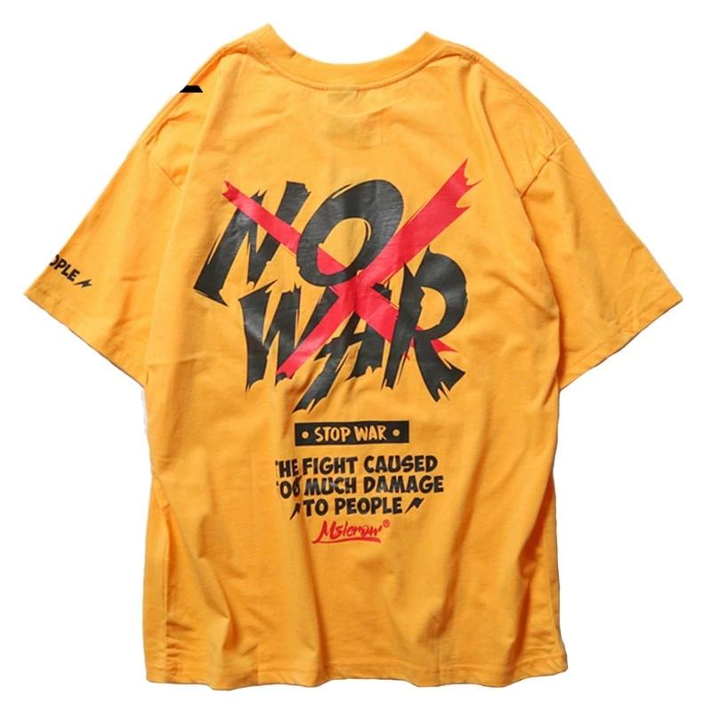 T-Shirt No War Fight