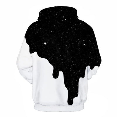 SWEAT MILKYWAY PAINT | FUNKY STYLE - iONiQ SHOP