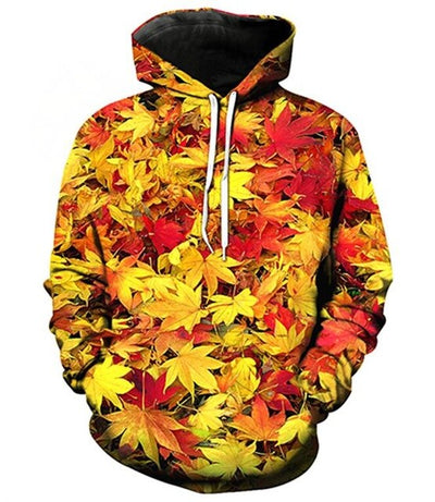 SWEAT FLOWERS AND NATURE | FUNKY STYLE - iONiQ SHOP