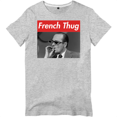 FRENCH SWAG - CHIRAC THUG | TEE SHIRT - iONiQ SHOP
