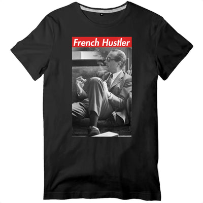 FRENCH SWAG - CHIRAC HUSTLER | TEE SHIRT - iONiQ SHOP