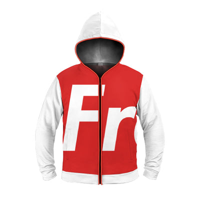 French Swag - Logo XL StroboLed | Hoodie - iONiQ SHOP