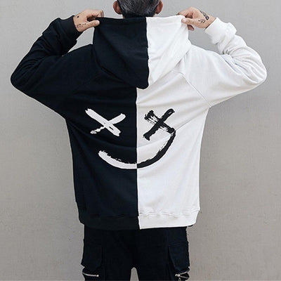 STREET WEAR HOODIE RVGX | JAPAN URBAN WEAR