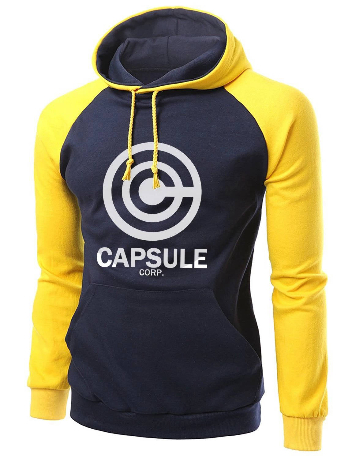 SWEAT DRAGON BALL CAPSULE CORP