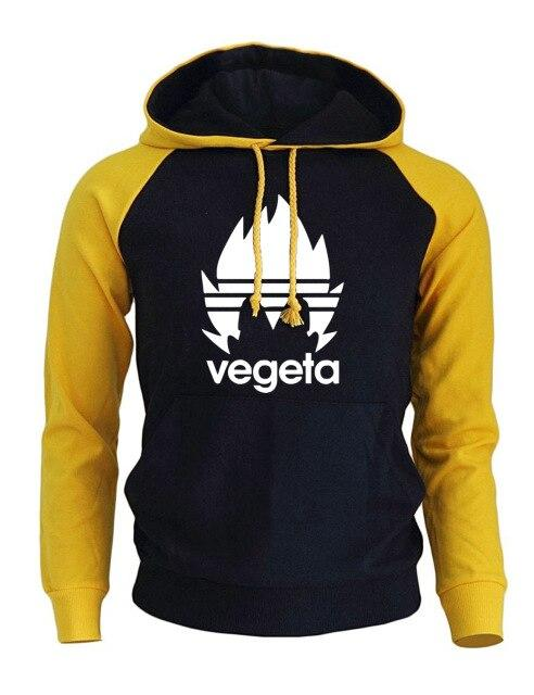 SWEAT DRAGON BALL VEGETA ADIBAS
