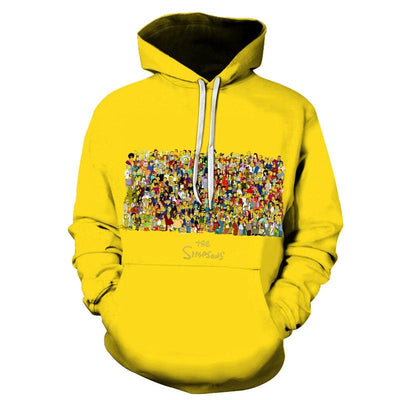 SWEAT THE SIMPSONS | FUNKY STYLE
