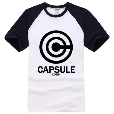 T-Shirt Dragon Ball Z Capsule Corp