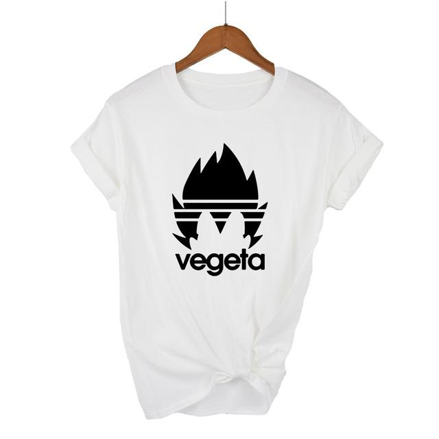 T-Shirt Dragon Ball Z Vegeta Adidas