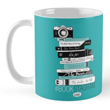 Load image into Gallery viewer, Injured Goodies > Hashtag Bookstagram Coffee Mug - MyDoodlesAteMe