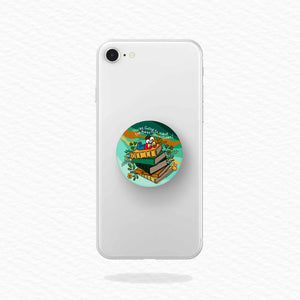 'You're going to have the best adventures' Phone Grip