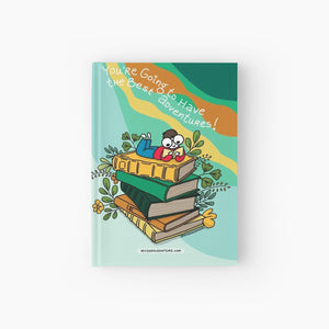 'Best Adventures' Softcover Dot-Grid Journal