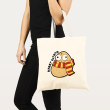 Load image into Gallery viewer, Harry Potato Premium Tote Bag - MyDoodlesAteMe