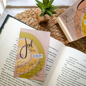 2021 Monthly Calendar Bookmarks (Set of Twelve) *Limited Stock*