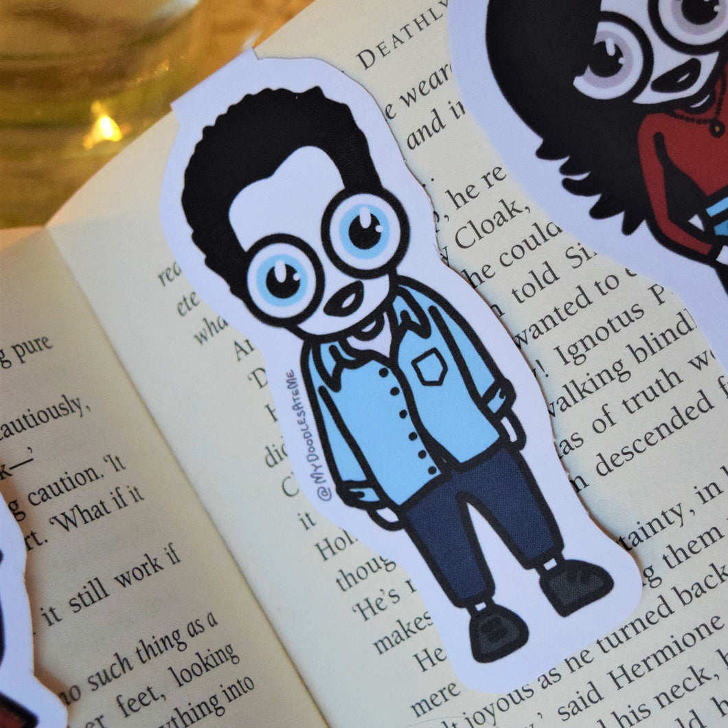 'The Best FRIENDS' Magnetic Bookmark - Chandler