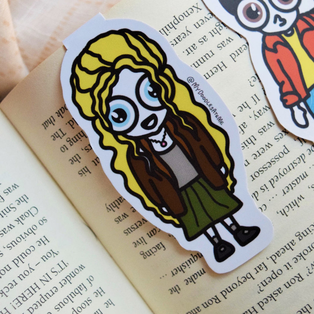 'The Best FRIENDS' Magnetic Bookmark - Phoebe