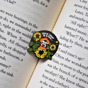 Once Upon a Time Bookish Enamel Pin