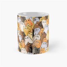 Load image into Gallery viewer, I Love Cats Coffee Mug