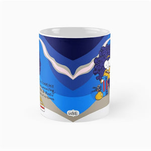 'Biblichor... the scent of books' Coffee Mug