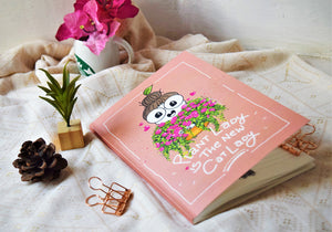 Plant Lady is the New Cat Lady Softcover Journal - MyDoodlesAteMe