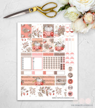 Load image into Gallery viewer, thanksgiving planner stickers