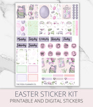 Load image into Gallery viewer, april planner stickers