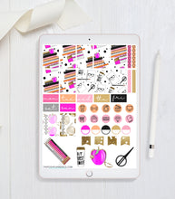 Load image into Gallery viewer, back to school planner stickers