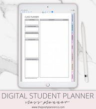 Load image into Gallery viewer, digital school planner