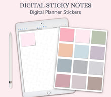 Load image into Gallery viewer, sticky notes planner stickers