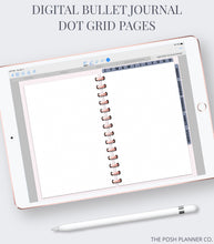 Load image into Gallery viewer, digital bullet journal