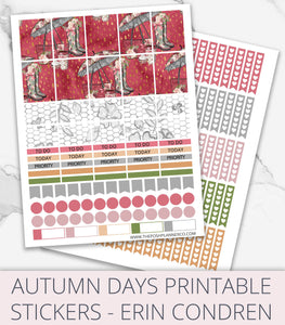 erin condren printable stickers