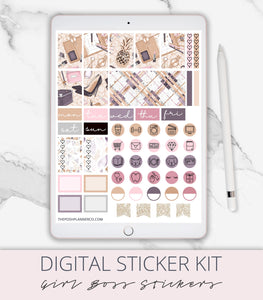 printable planner stickers