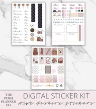 Load image into Gallery viewer, ipad planner stickers