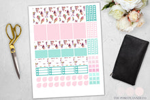 Load image into Gallery viewer, printable planner stickers ice cream