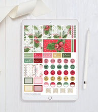 Load image into Gallery viewer, holiday planner stickers
