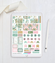 Load image into Gallery viewer, Digital Planner Stickers - Planner Stickers for Goodnotes Notability - Succulents