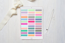 Load image into Gallery viewer, sticky note planner stickers
