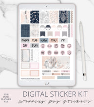 Load image into Gallery viewer, wedding planner stickers