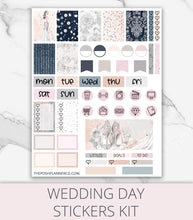 Load image into Gallery viewer, bride planner stickers